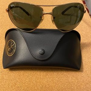 💯 Authentic Ray Ban Sunglasses